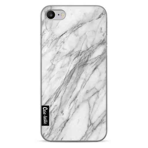 Casetastic Softcover Apple iPhone 7 / 8 / SE (2020) - Marble Contrast
