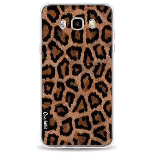 Casetastic Softcover Samsung Galaxy J5 (2016) - Leopard