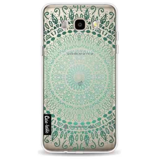 Casetastic Softcover Samsung Galaxy J5 (2016) - Chic Mandala