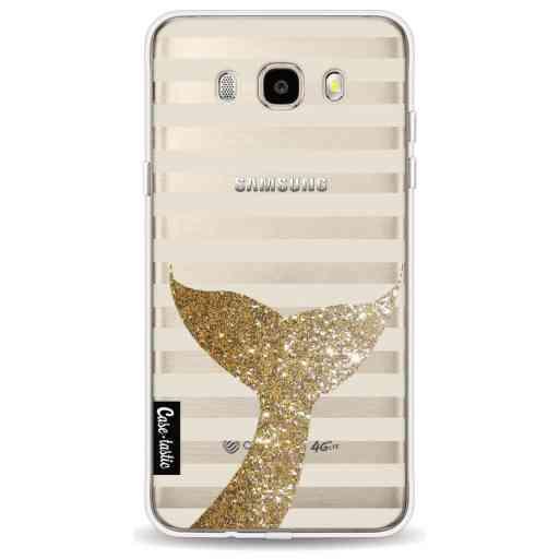 Casetastic Softcover Samsung Galaxy J5 (2016) - Glitter Sirene Tail