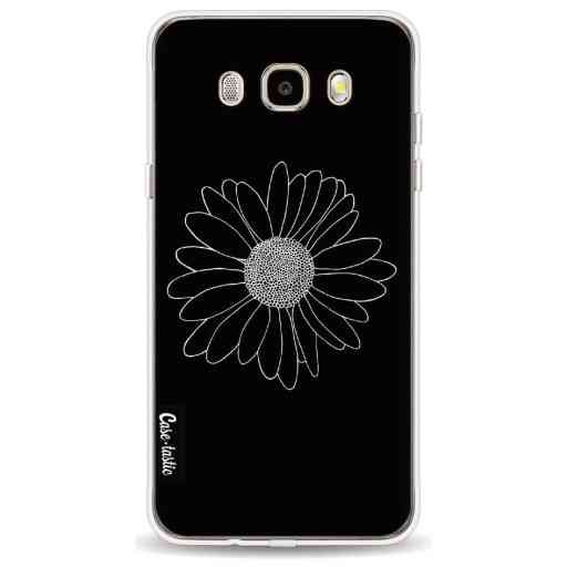 Casetastic Softcover Samsung Galaxy J5 (2016) - Daisy Black