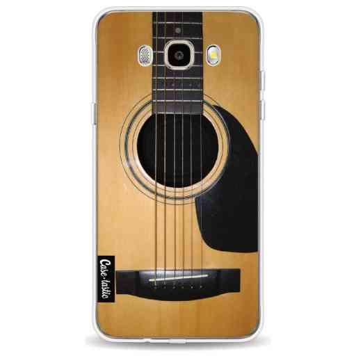 Casetastic Softcover Samsung Galaxy J5 (2016) - Guitar