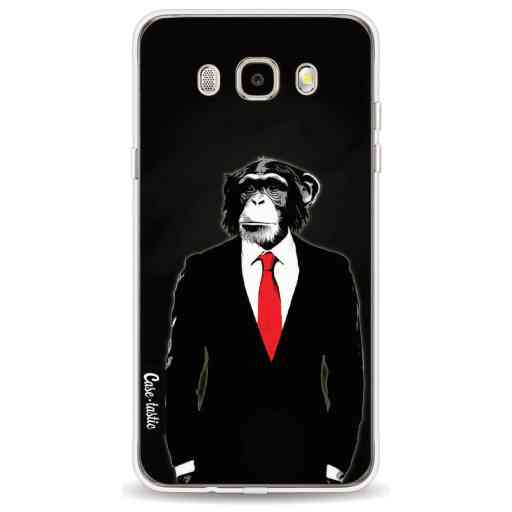 Casetastic Softcover Samsung Galaxy J5 (2016) - Domesticated Monkey