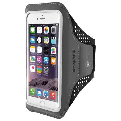 Casetastic Comfort Fit Sport Armband Apple iPhone 6/6S/7/8/SE (2020) Black