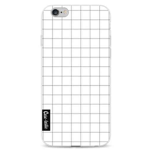 Casetastic Softcover Apple iPhone 6 / 6s  - Minimal Grid