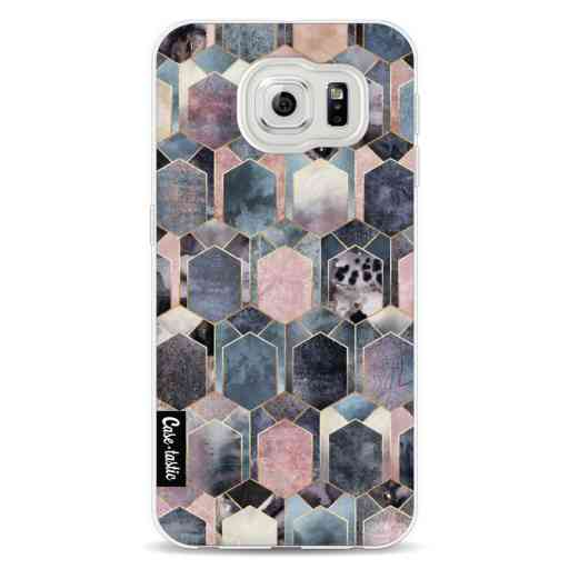Casetastic Softcover Samsung Galaxy S6 - Art Deco Dream