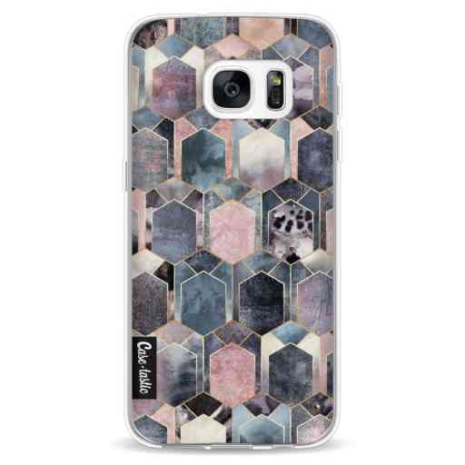Casetastic Softcover Samsung Galaxy S7 - Art Deco Dream
