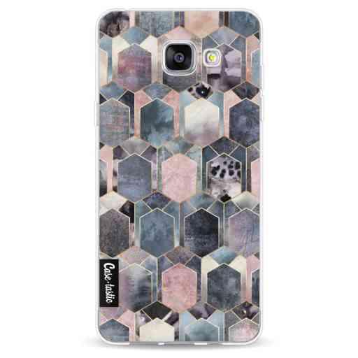 Casetastic Softcover Samsung Galaxy A5 (2016) - Art Deco Dream