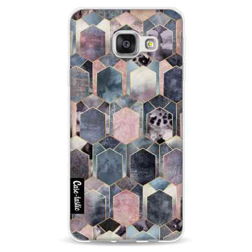 Casetastic Softcover Samsung Galaxy A3 (2016) - Art Deco Dream