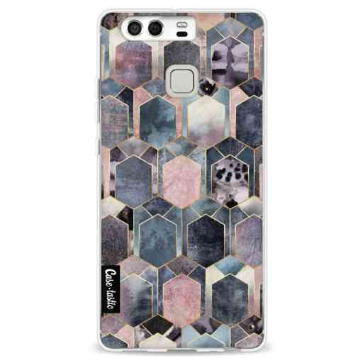 Casetastic Softcover Huawei P9  - Art Deco Dream