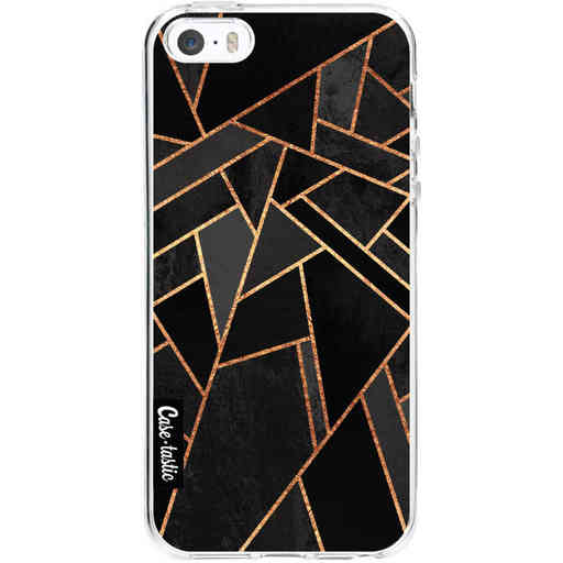 Casetastic Softcover Apple iPhone 5 / 5s / SE - Black Night