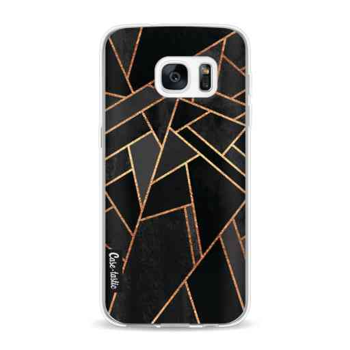 Casetastic Softcover Samsung Galaxy S7 - Black Night
