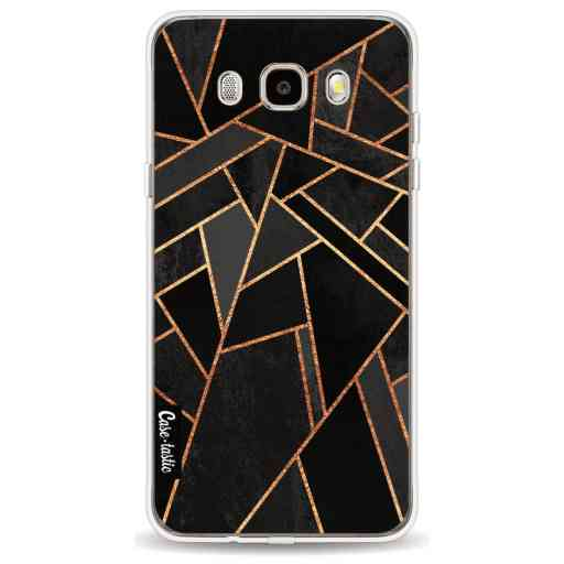 Casetastic Softcover Samsung Galaxy J5 (2016) - Black Night