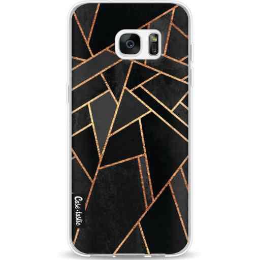 Casetastic Softcover Samsung Galaxy S7 Edge - Black Night
