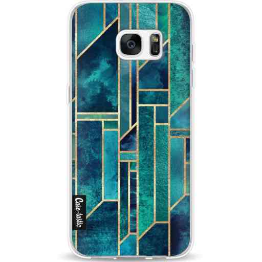 Casetastic Softcover Samsung Galaxy S7 Edge - Blue Skies