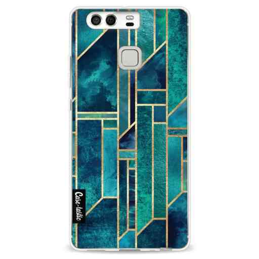 Casetastic Softcover Huawei P9  - Blue Skies