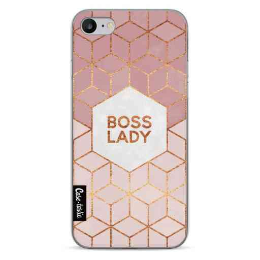 Casetastic Softcover Apple iPhone 7 / 8 / SE (2020) - Boss Lady