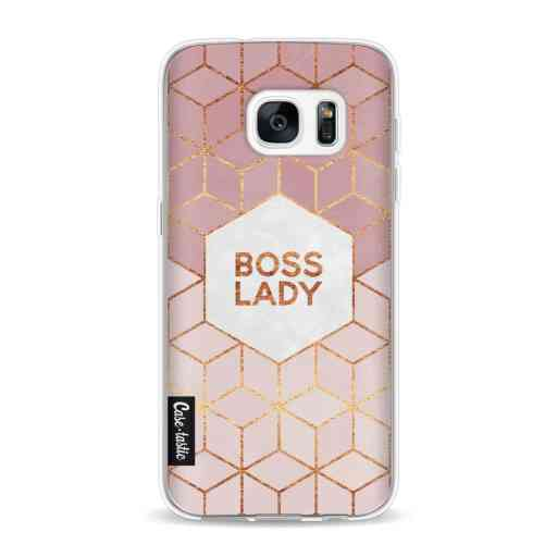Casetastic Softcover Samsung Galaxy S7 - Boss Lady