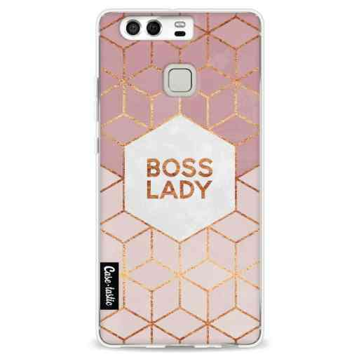 Casetastic Softcover Huawei P9  - Boss Lady