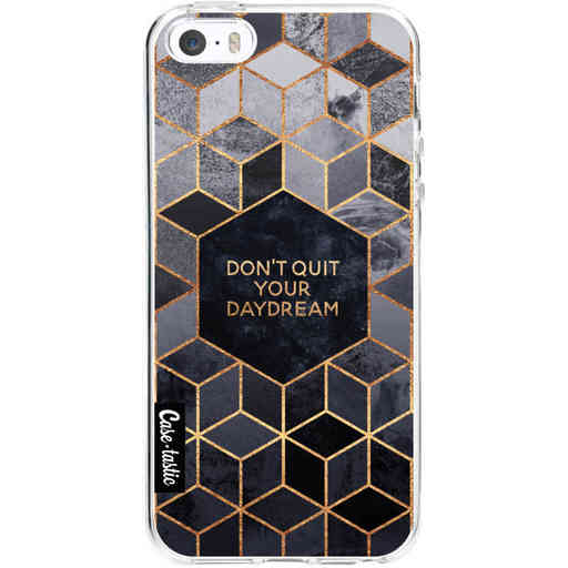 Casetastic Softcover Apple iPhone 5 / 5s / SE - Don't Quit Your Daydream