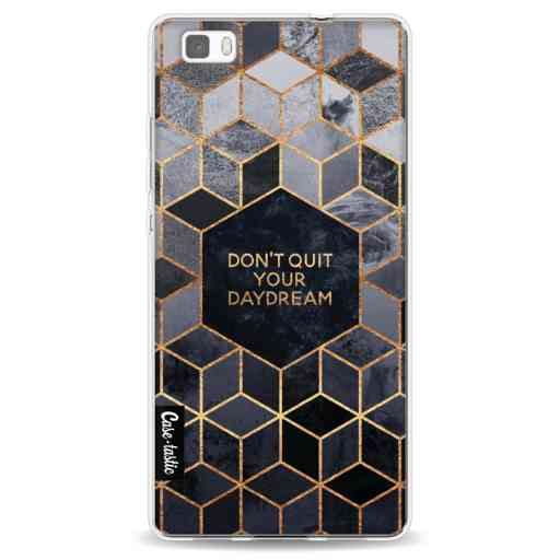 Casetastic Softcover Huawei P8 Lite - Don't Quit Your Daydream