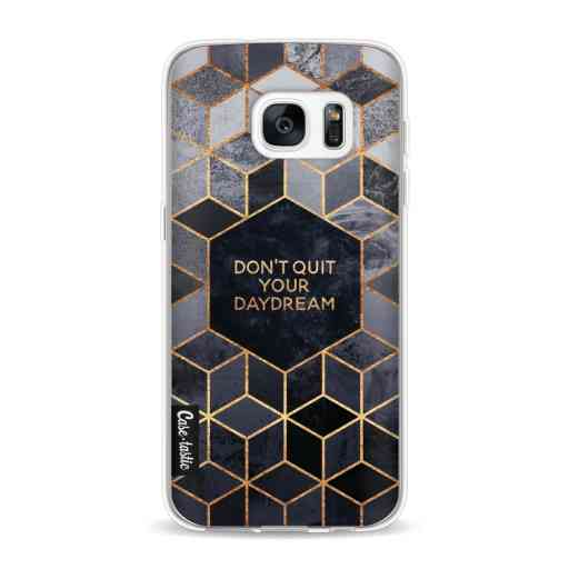Casetastic Softcover Samsung Galaxy S7 - Don't Quit Your Daydream