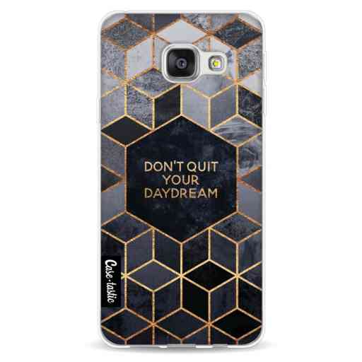Casetastic Softcover Samsung Galaxy A3 (2016) - Don't Quit Your Daydream