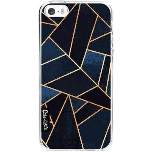 Casetastic Softcover Apple iPhone 5 / 5s / SE - Navy Stone