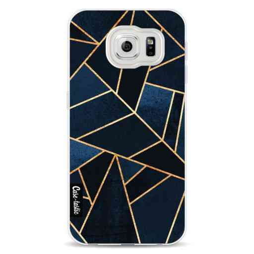 Casetastic Softcover Samsung Galaxy S6 - Navy Stone