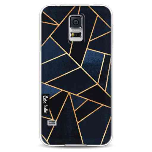 Casetastic Softcover Samsung Galaxy S5 - Navy Stone