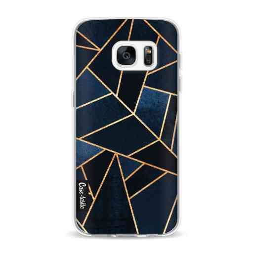 Casetastic Softcover Samsung Galaxy S7 - Navy Stone