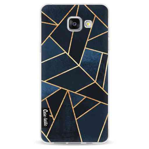 Casetastic Softcover Samsung Galaxy A5 (2016) - Navy Stone