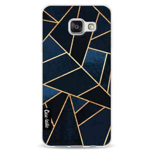 Casetastic Softcover Samsung Galaxy A3 (2016) - Navy Stone
