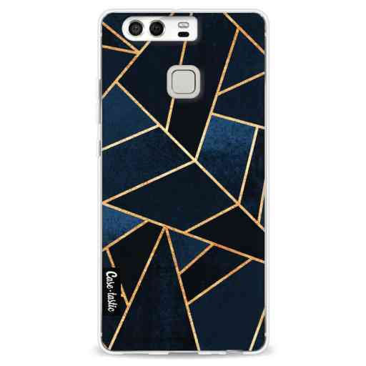 Casetastic Softcover Huawei P9  - Navy Stone