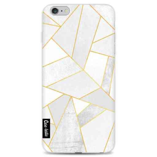 Casetastic Softcover Apple iPhone 6 Plus / 6s Plus - White Stone