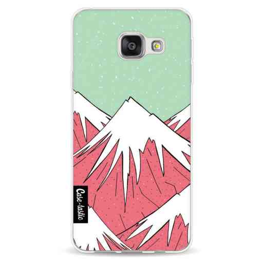 Casetastic Softcover Samsung Galaxy A3 (2016) - The Mountains and the Stars