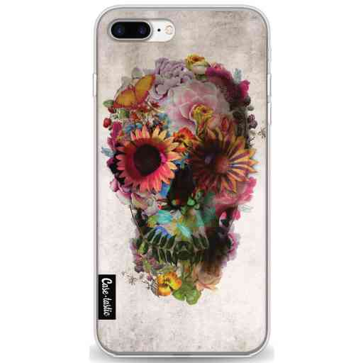 Casetastic Softcover Apple iPhone 7 Plus / 8 Plus - Skull 2