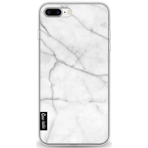 Casetastic Softcover Apple iPhone 7 Plus / 8 Plus - White Marble