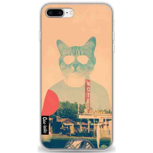 Casetastic Softcover Apple iPhone 7 Plus / 8 Plus - Cool Cat