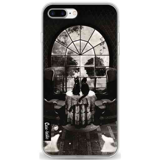 Casetastic Softcover Apple iPhone 7 Plus / 8 Plus - Room Skull BW