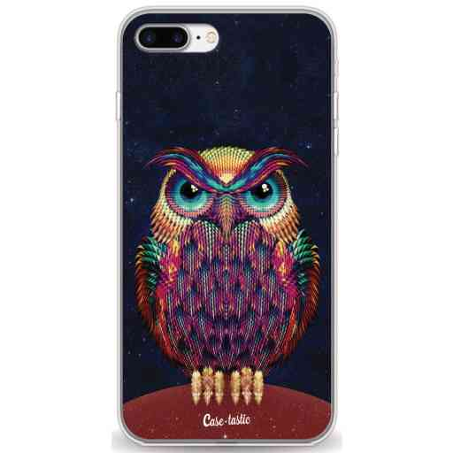 Casetastic Softcover Apple iPhone 7 Plus / 8 Plus - Owl 2