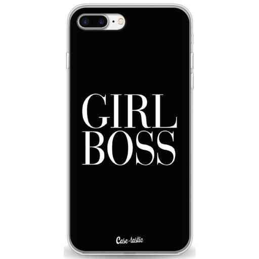 Casetastic Softcover Apple iPhone 7 Plus / 8 Plus - Girl Boss
