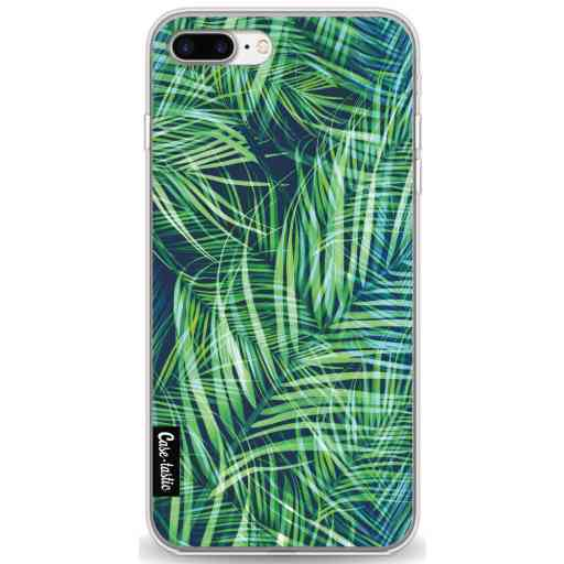 Casetastic Softcover Apple iPhone 7 Plus / 8 Plus - Palm Leaves