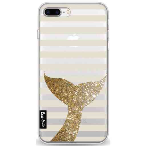 Casetastic Softcover Apple iPhone 7 Plus / 8 Plus - Glitter Sirene Tail