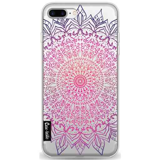 Casetastic Softcover Apple iPhone 7 Plus / 8 Plus - Happy Mandala