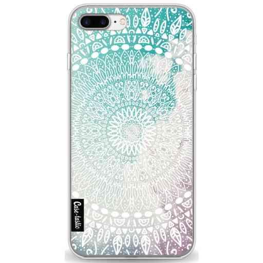 Casetastic Softcover Apple iPhone 7 Plus / 8 Plus - Rainbow Mandala