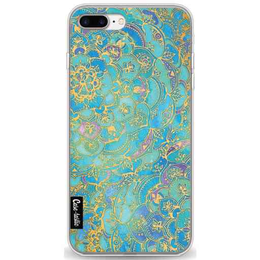 Casetastic Softcover Apple iPhone 7 Plus / 8 Plus - Sapphire Mandala
