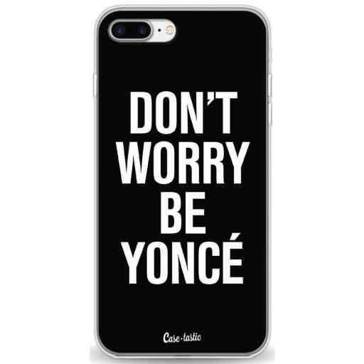Casetastic Softcover Apple iPhone 7 Plus / 8 Plus - Don't Worry Beyoncé