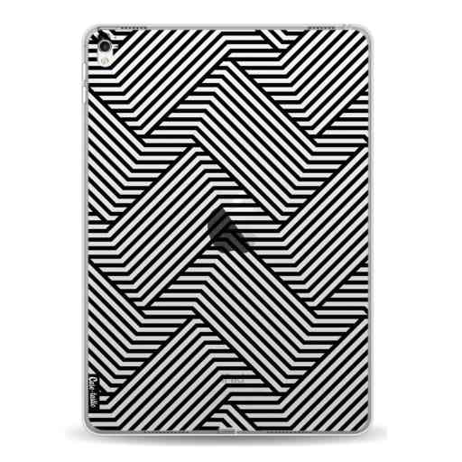 Casetastic Softcover Apple iPad Pro 9.7 - Braided Lines