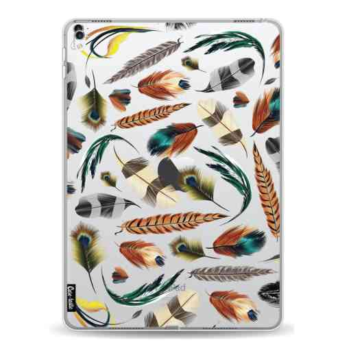 Casetastic Softcover Apple iPad Pro 9.7 - Feathers Multi